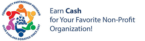 Picture: Earn cash for your favorite non-profit organization