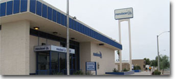 Picture of our Blythe Office Branch Office