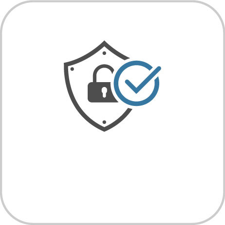 Shield for and link to Security Basics Information